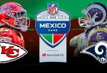 Juego de la NFL en México en el 2018