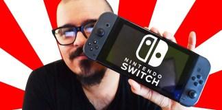 Comprar Nintendo Switch