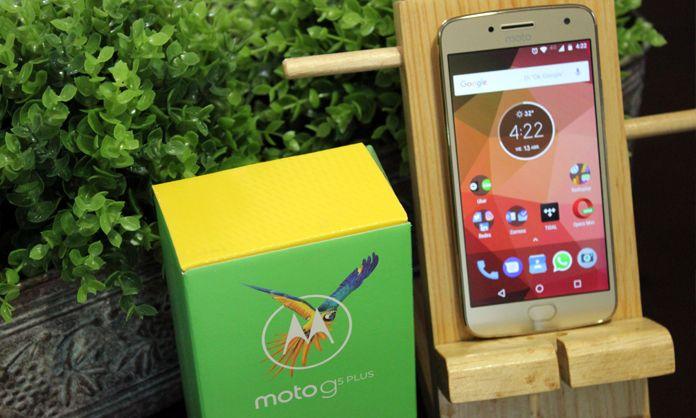 Precio del Moto G5 Plus en México