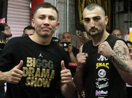 Pelea completa de GGG vs Martirosyan