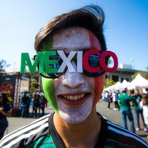 Aficionados de México en el Mundial