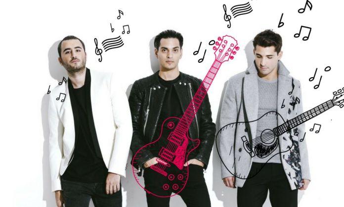 concierto de Reik en Hermosillo 2018