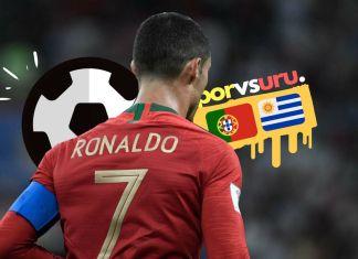 ver en vivo Portugal vs Uruguay