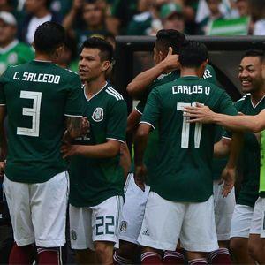 México en el Mundia de Rusia 2018