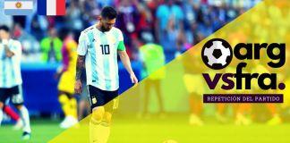 Repetición del Argentina vs Francia