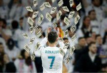 Cristiano Ronaldo a la Juventus