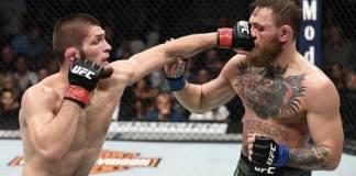 Repetición: McGregor vs Khabib (pelea completa)