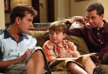 Actores de Two and Half Men