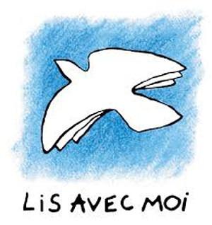 """Action """"Lis avec moi"""" de l'association La Sauvegarde du Nord"""