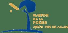 Logo Maison de la Poésie du Nord-Pas-de-Calais