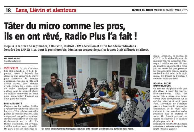 article vdn tap 2015 radio plus