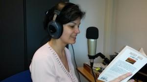Manuella Yapas Radio Plus 30 mars 2016