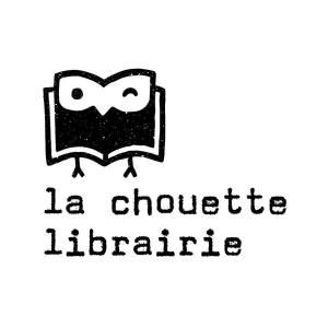 logo librairie La Chouette Librairie, 72 rue de l'Hôpital Militaire, à Lille