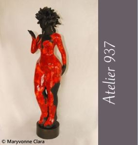 Sculpture de Maryvonne Clara