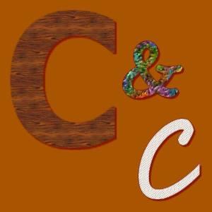 Logo de Caielle & Cadiera (cannage et rempaillage de chaises)