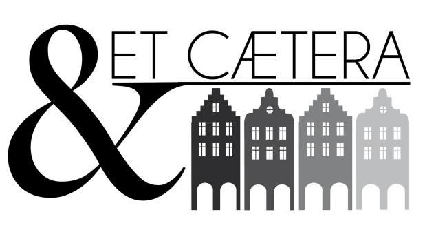"""Logo association """"Et cætera"""" (promotion de l'artisanat dans les Hauts-de-France)"""
