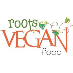 Logo Roots Vegan Food, traiteur à Eperlecques (produits 100% vegan et 100% faits maison)