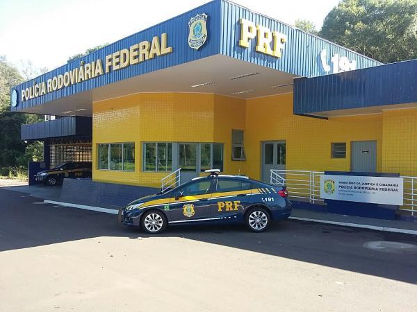 PRF prende criminoso em Cruz Alta – RPI - Rádio Progresso de Ijuí