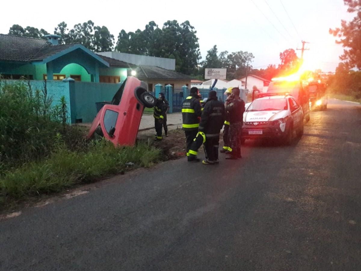Motorista morre ao cair em boca de lobo em Cruz Alta - Rádio Progresso de Ijuí