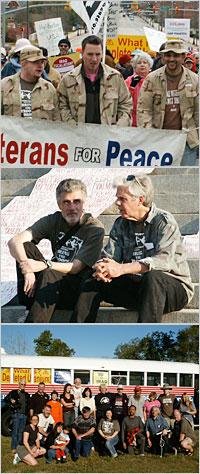 Veterans for Peace Source: Cherie Eichholz