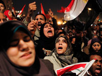 Egyptian Women on the Frontlines of Change