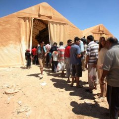 Fleeing Syria, Seeking Refuge