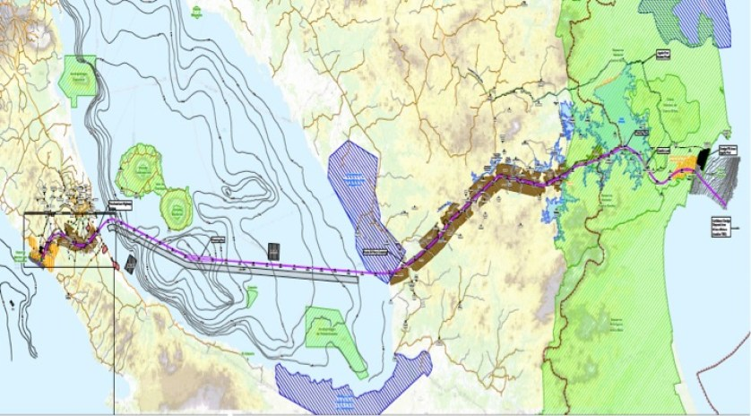 Overview of the Nicaragua Canal Plan
