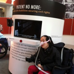 Diversifying Radio with Disabled Voices