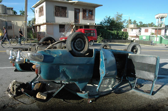 Traffic Accidents Kill over 600 in Cuba this Year
