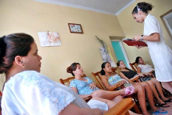 Atención a embarazdas