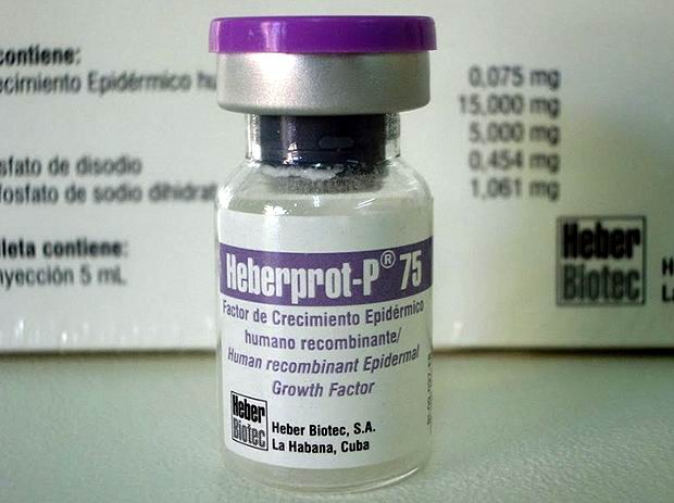 Hundreds of Diabetic People Benefited by the Use of Hebertprot-P