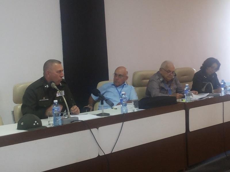 La Comisión de Defensa Nacional informó sobre enfrentamientos ilegales en la franja costera