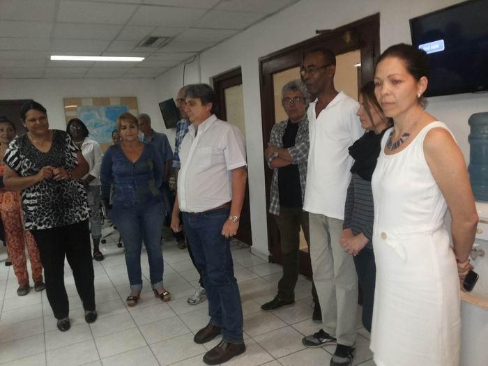 Reconoce el Partido y el Gobierno en La Habana a Radio Reloj