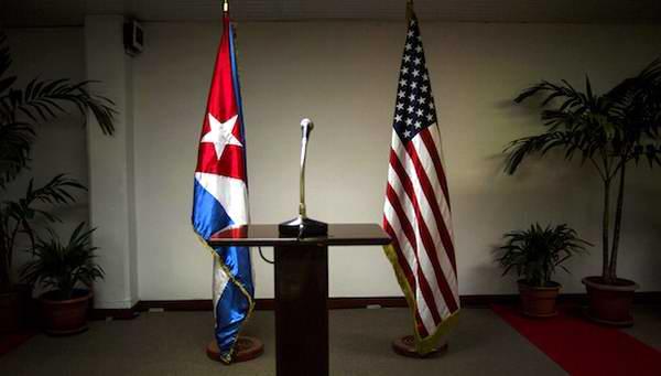 Próximamente primera reunión de comisión bilateral Cuba-Estados Unidos