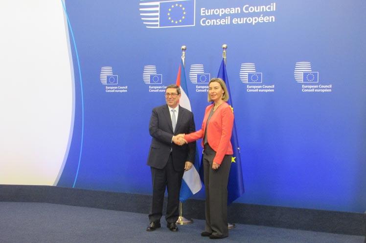 Acuerdo de Diálogo Político y Cooperación entre Cuba y la Unión Europea