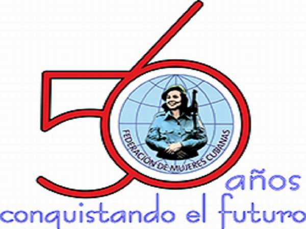 Aniversario 56 de la Federación de Mujeres Cubanas