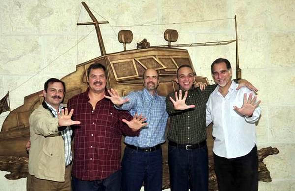 Los cinco antiterroristas cubanos.