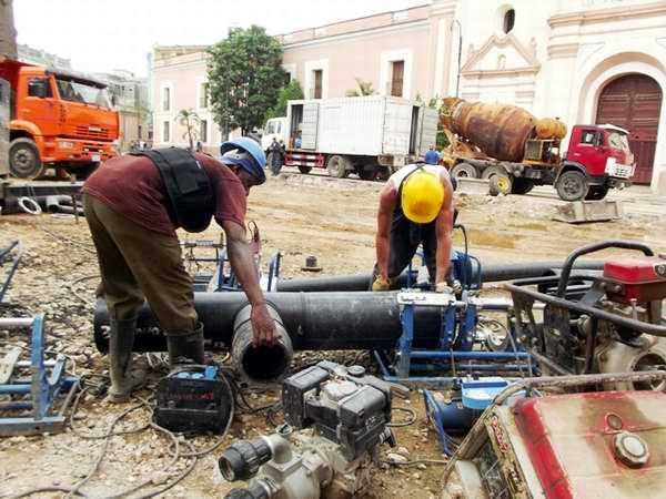Labor integral distingue a Empresa de Investigaciones y Proyectos de Camagüey