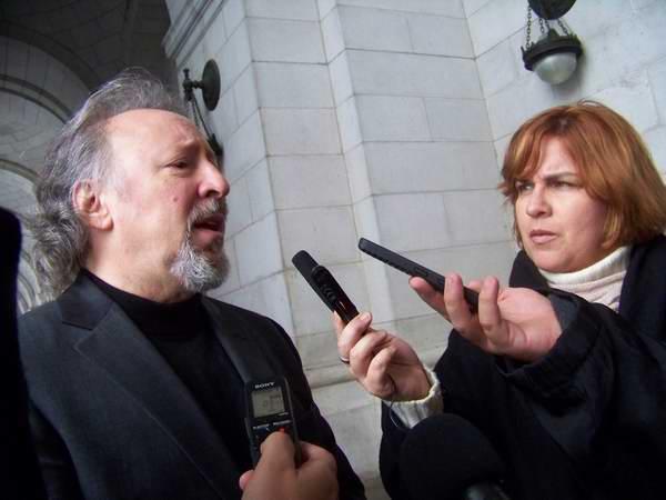 Peter Kornbluh, analista del Archivo de Seguridad Nacional estadounidense y autor del libro Canales secretos hacia Cuba