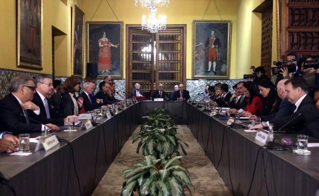 Arrecia conjura internacional de enemigos de la Revolución Bolivariana de Venezuela