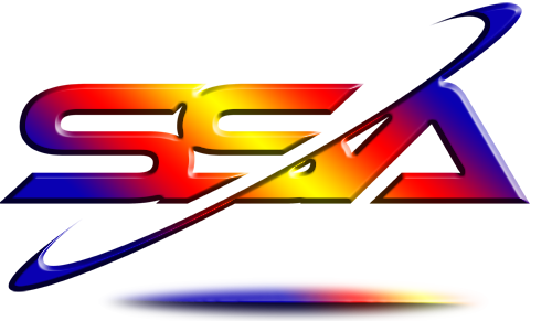SSA Logo Test radio reception USA