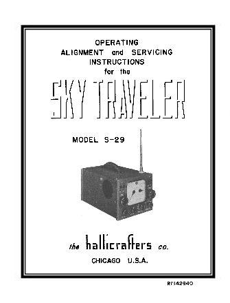 S-29 Sky Traveler