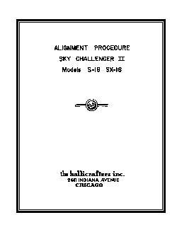 SX-18 Sky Challenger II