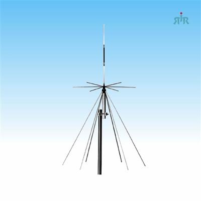 Antenna Broad Band Discone Scanner Base 25-1300 MHz. Tram 1411