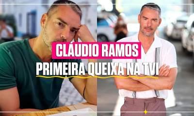 Cláudio Ramos faz queixa na TVI