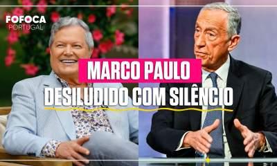 Marco Paulo fala sobre Marcelo Rebelo de Sousa
