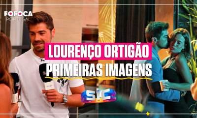 """Lourenço Ortigão na série """"O Clube"""" da OPTO SIC"""