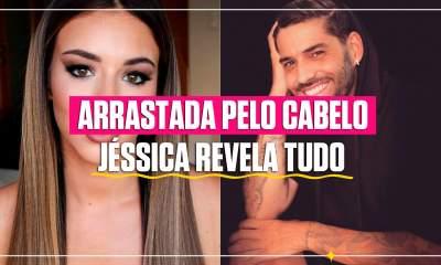 Jéssica Nogueira acusa Gonçalo Quinaz