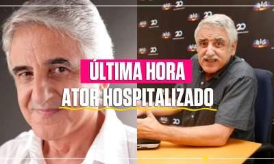 Igor Sampaio está hospitalizado