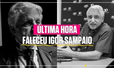 Igor Sampaio faleceu